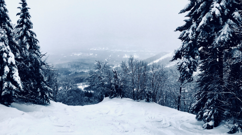 ski cantons de l'est