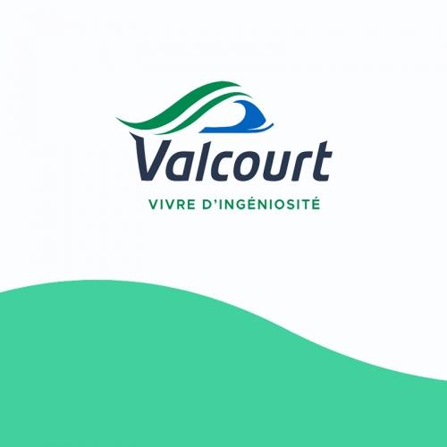 Logo de valcourt